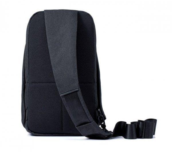 Рюкзак Xiaomi Mi City Sling Bag Dark Grey недорого