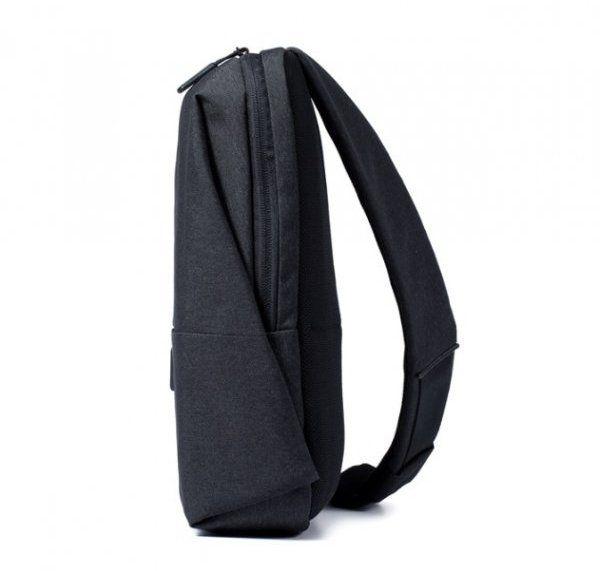 Рюкзак Xiaomi Mi City Sling Bag Dark Grey купить