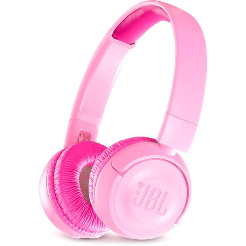 Навушники JBL JR300BT (JBLJR300BTPIK) Pink в Украине