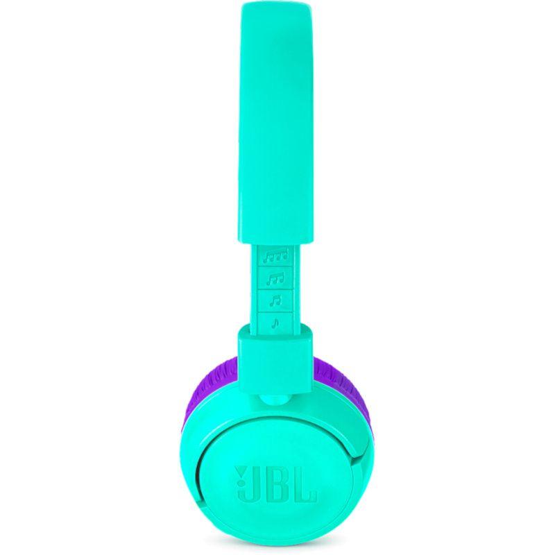 Наушники JBL JR300BT (JBLJR300BTTEL) Tropic Teal недорого
