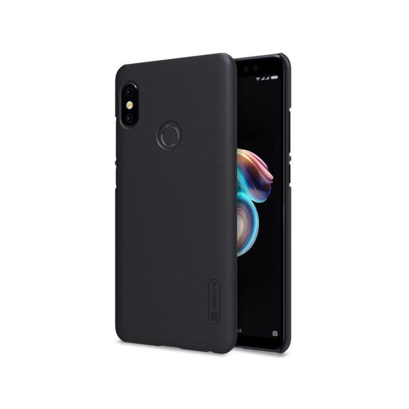 Чехол Nillkin Frosted Shield для Xiaomi Redmi Note 5 (Black) купить