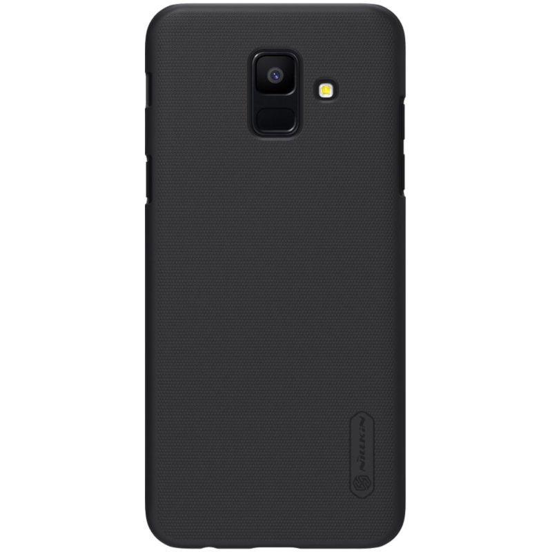 Чехол Nillkin Frosted Shield для Samsung Galaxy A6 (Black)