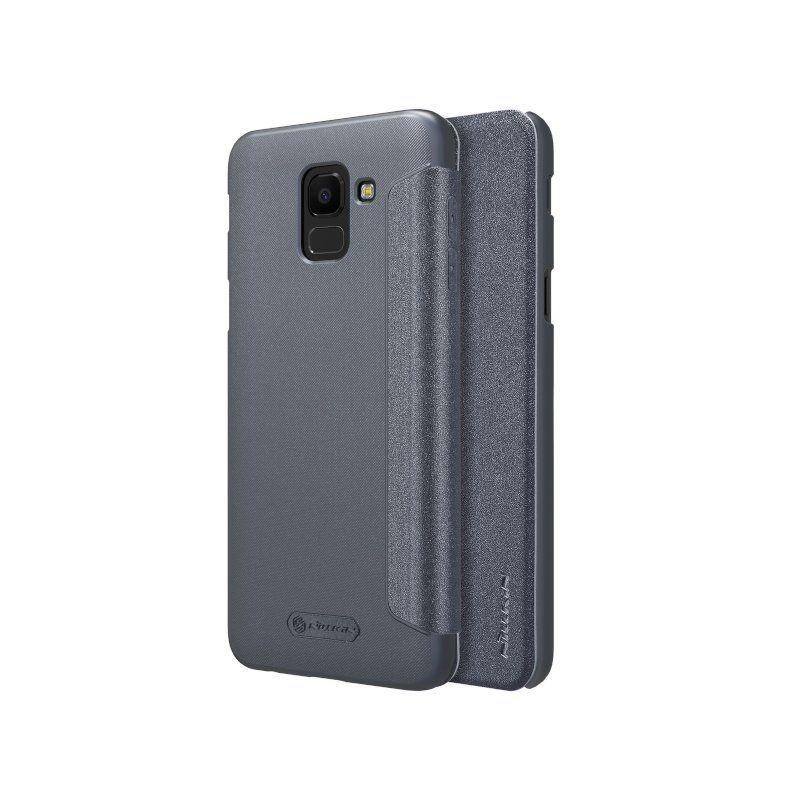 Чехол Nillkin Sparkle для Samsung Galaxy J6 Black купить