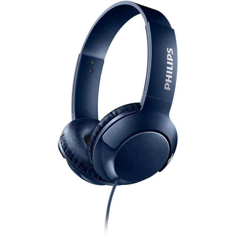 Наушники Philips (SHL3070BL/00) Blue