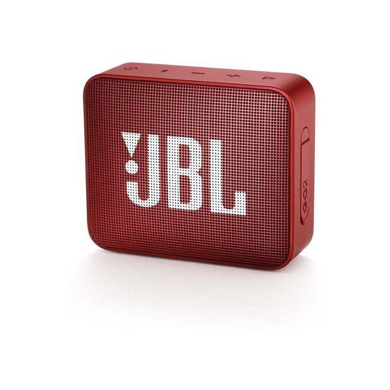 Портативная акустика JBL GO2 (JBLGO2RED) Red