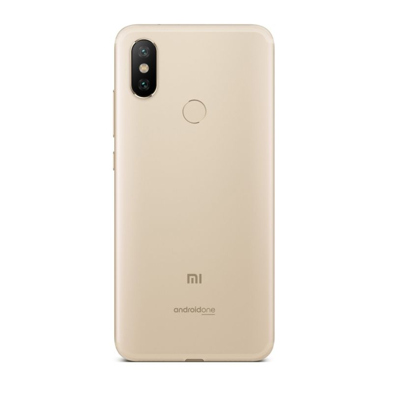Смартфон Xiaomi Mi A2 4/32GB Gold купить