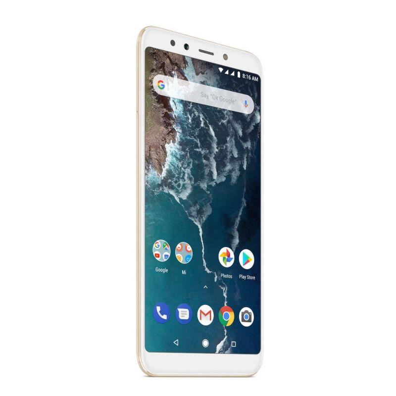 Смартфон Xiaomi Mi A2 4/32GB Gold недорого