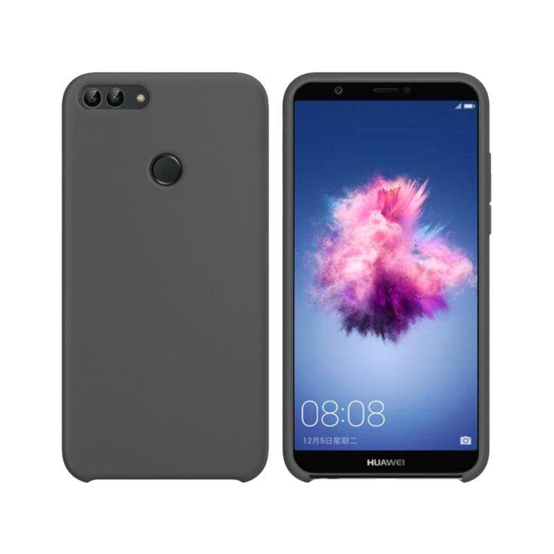 Чехол Intaleo Velvet для Huawei P Smart (Black)