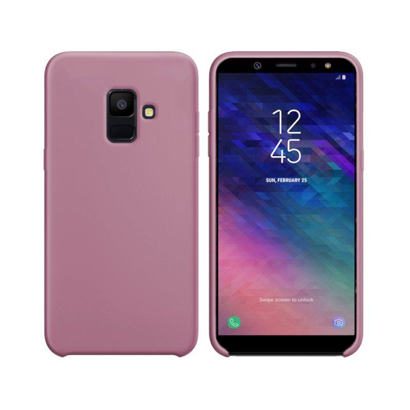 Чохол Intaleo Velvet для Samsung Galaxy A6 2018 (Pink)