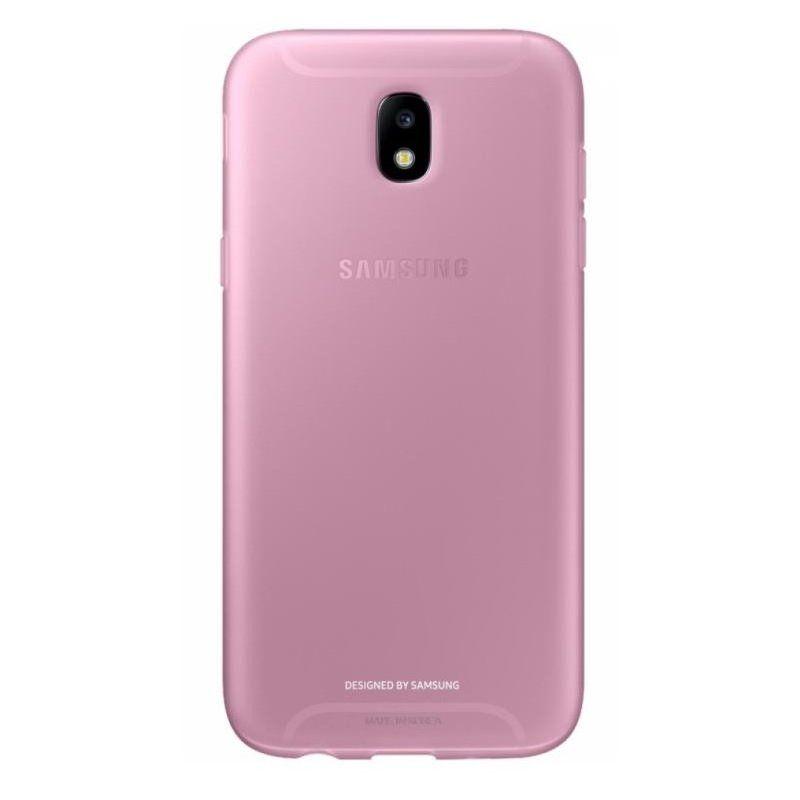 Чехол Samsung Jelly Cover для Galaxy J5 2017 (EF-AJ530TPEGRU) Pink