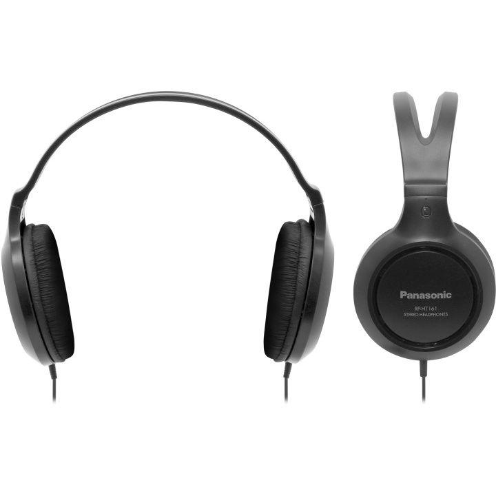 Наушники Panasonic (RP-HT161E-K) Black купить