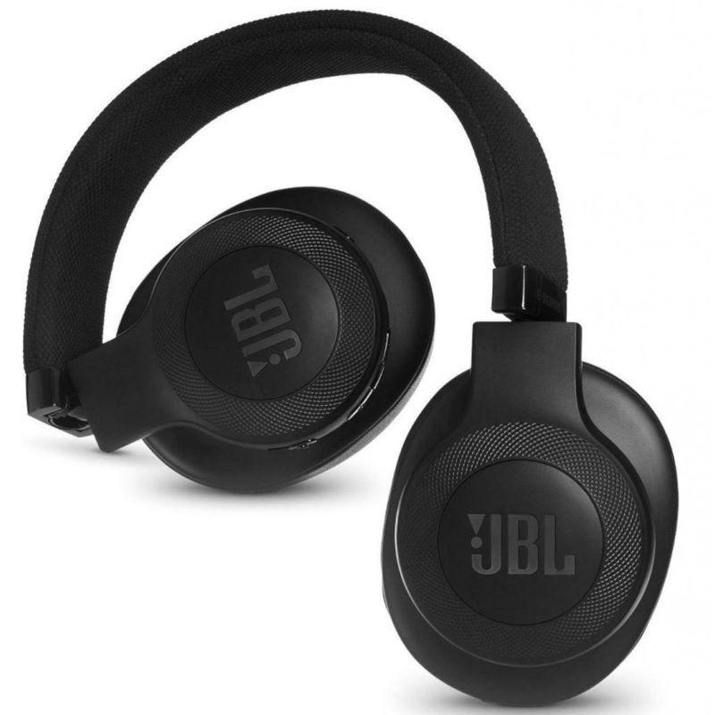 Гарнитура JBL E55BT (E55BTBLK) Black недорого