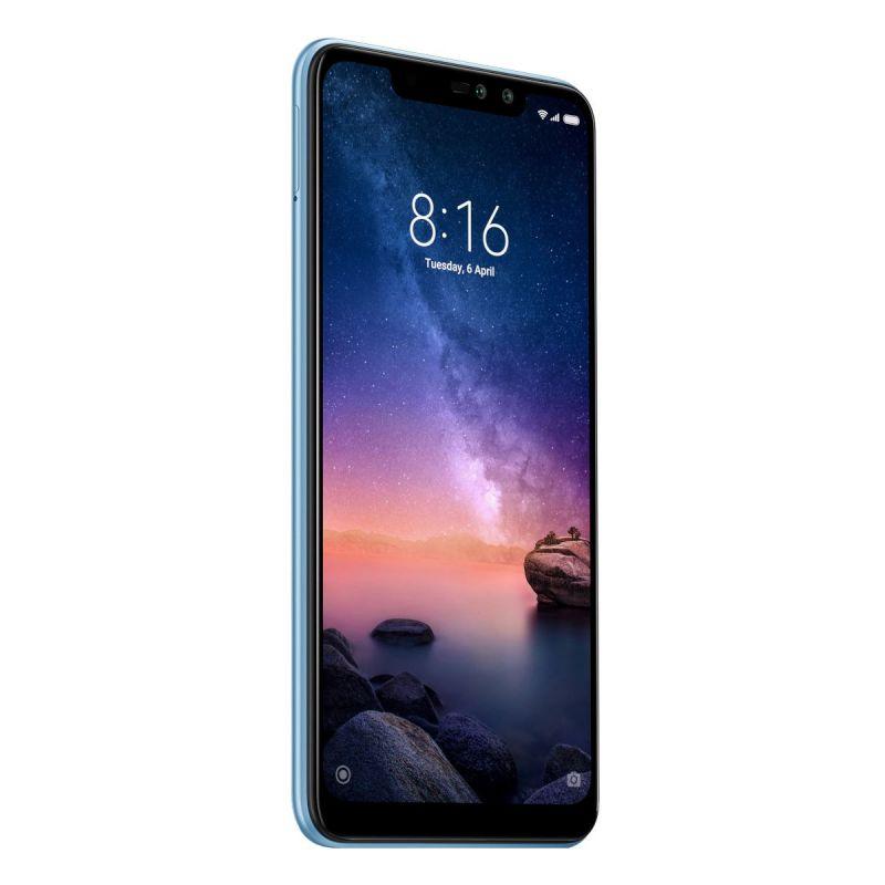 Смартфон Xiaomi Redmi Note 6 Pro 4/64GB Blue купить