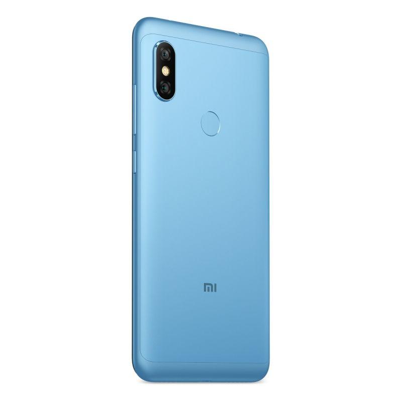 Смартфон Xiaomi Redmi Note 6 Pro 4/64GB Blue недорого