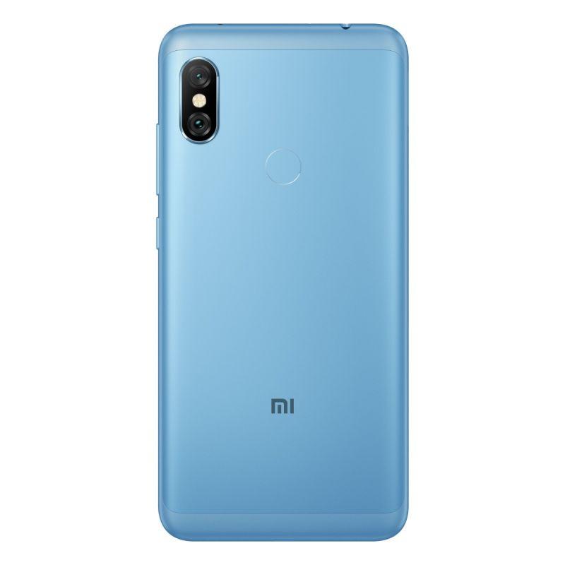 Смартфон Xiaomi Redmi Note 6 Pro 4/64GB Blue в Украине