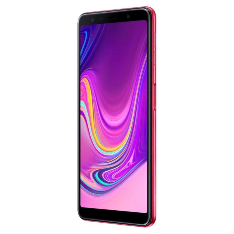 Смартфон Samsung Galaxy A7 2018 Pink в Украине