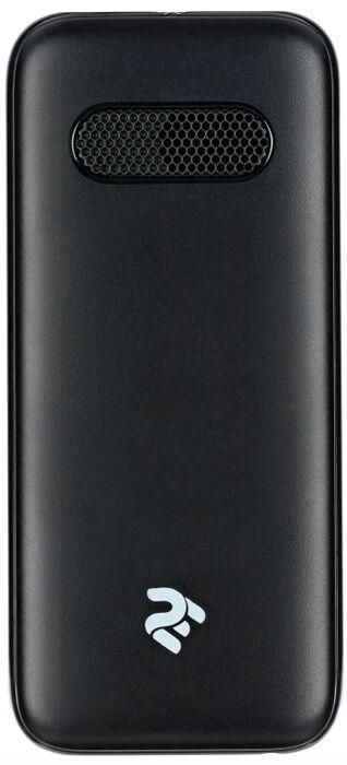 Мобильный телефон TWOE S180 Dual Sim Black купить