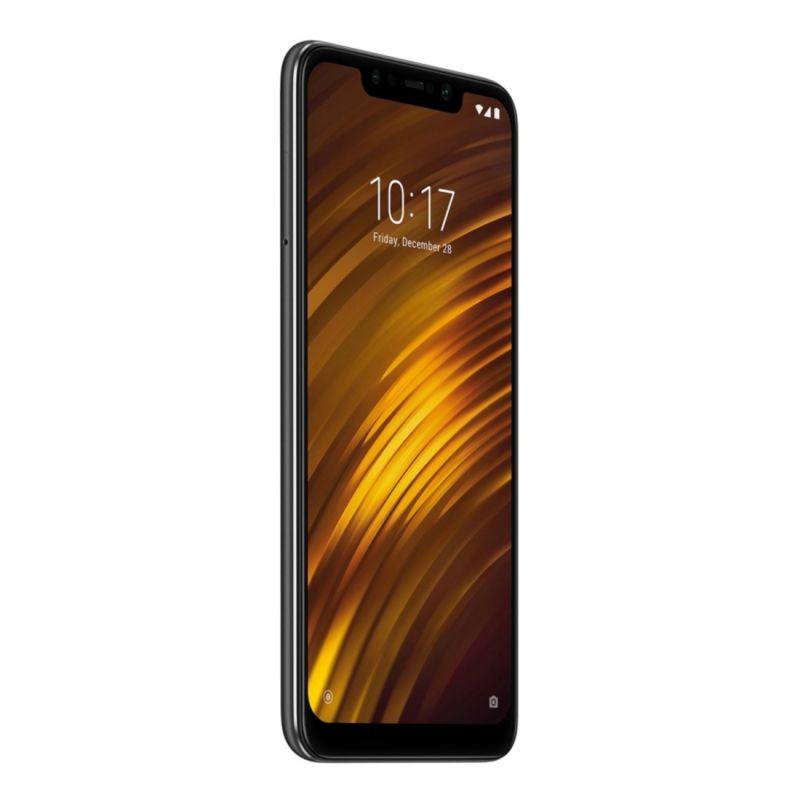 Смартфон Xiaomi Pocophone F1 6/128GB Graphite Black купить