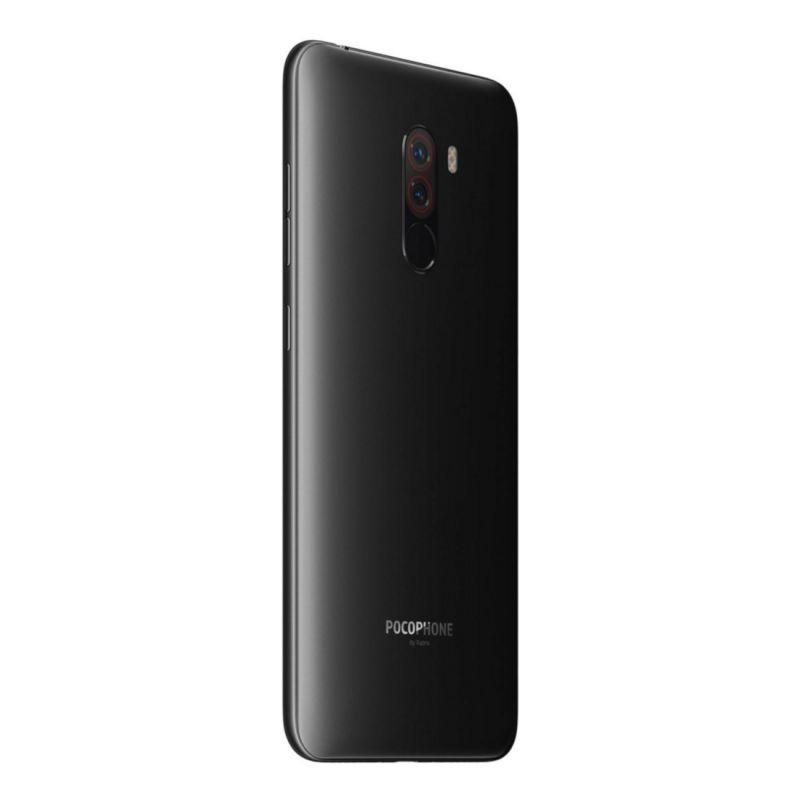 Смартфон Xiaomi Pocophone F1 6/128GB Graphite Black недорого