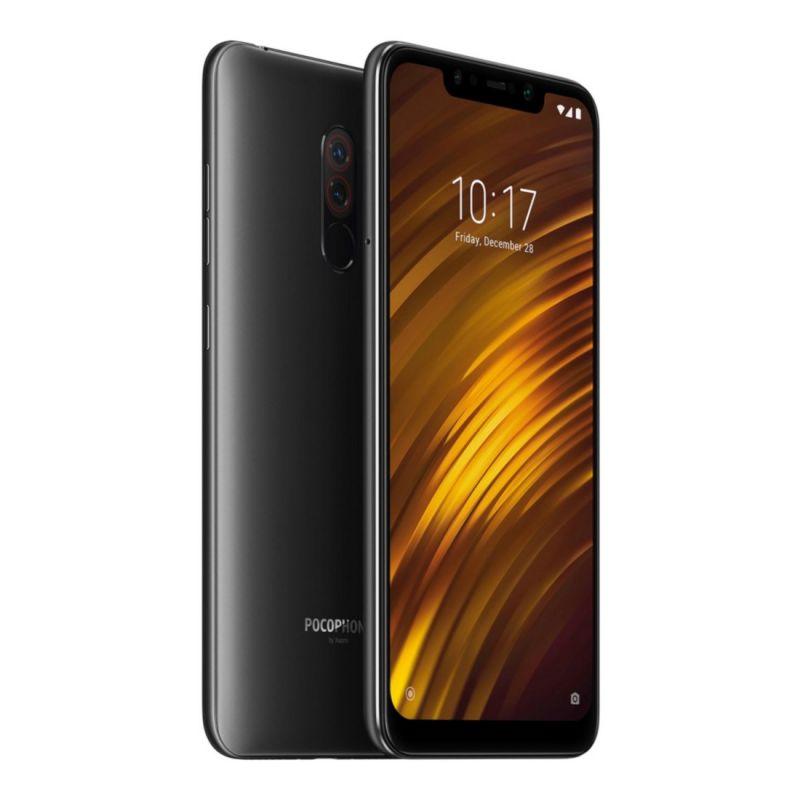 Смартфон Xiaomi Pocophone F1 6/128GB Graphite Black в интернет-магазине