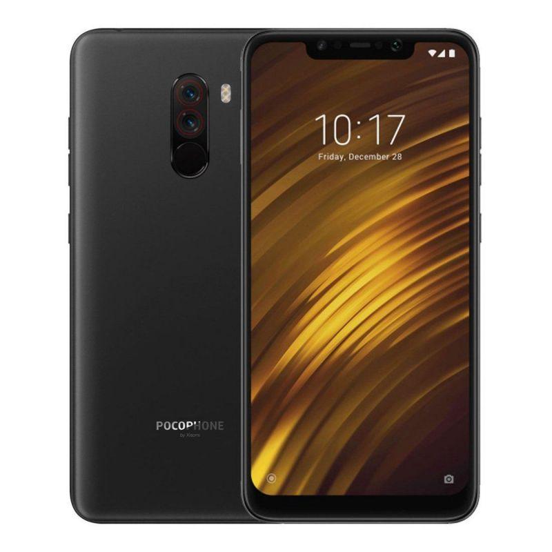 Смартфон Xiaomi Pocophone F1 6/128GB Graphite Black фото
