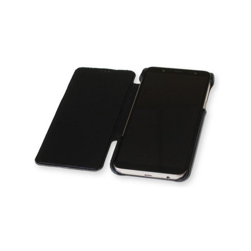 Чехол RedPoint Fit Book для Samsung Galaxy J4 Plus (Black) недорого