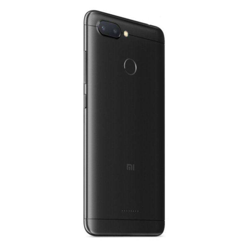 Смартфон Xiaomi Redmi 6 3/64GB Black в Украине