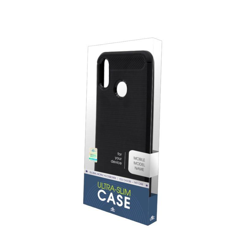 Чехол GlobalCase Leo для Huawei P Smart Plus (Black) в Украине