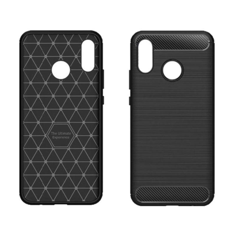 Чехол GlobalCase Leo для Huawei P Smart Plus (Black)