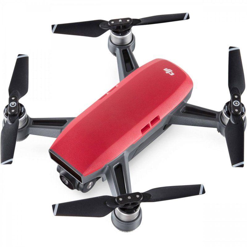 Квадрокоптер DJI Spark FMC (CP.PT.000891) Lava Red в интернет-магазине