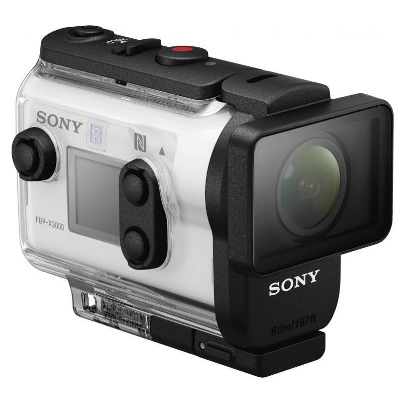 Екшн-камера Sony FDR-X3000 (FDRX3000.E35) в Украине