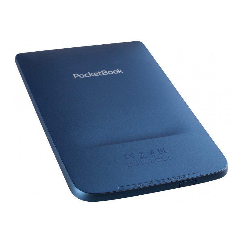 Электронная книга PocketBook 641 Aqua 2 (PB641-A-CIS) Blue/Black в интернет-магазине