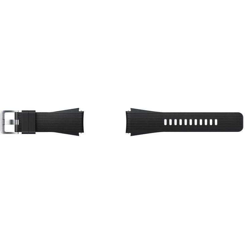 Ремешок для смарт-часов Samsung Silicone Band for Galaxy Watch 46mm (ET-YSU80MBEGRU) Black