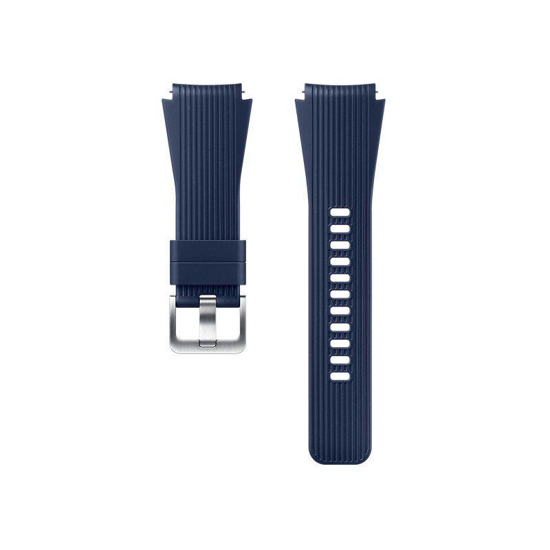 Ремешок для смарт-часов Samsung Silicone Band for Galaxy Watch 46mm (ET-YSU80MLEGRU) Blue купить