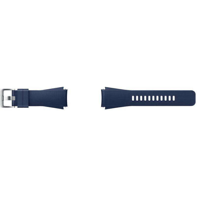 Ремешок для смарт-часов Samsung Silicone Band for Galaxy Watch 46mm (ET-YSU80MLEGRU) Blue