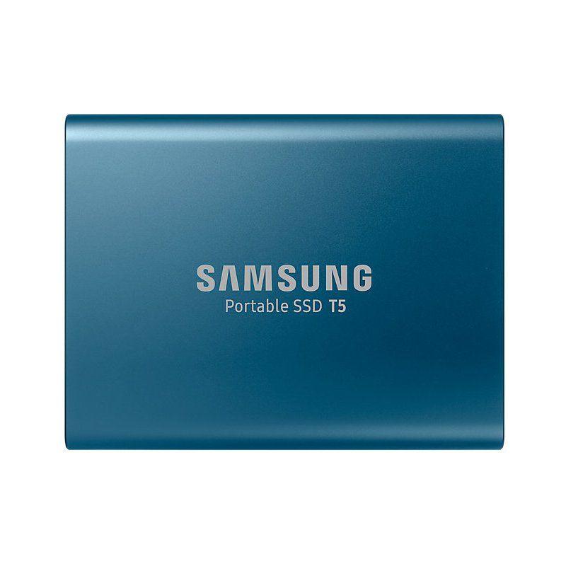 SSD-накопитель 500Gb Samsung T5 (MU-PA500B/WW)