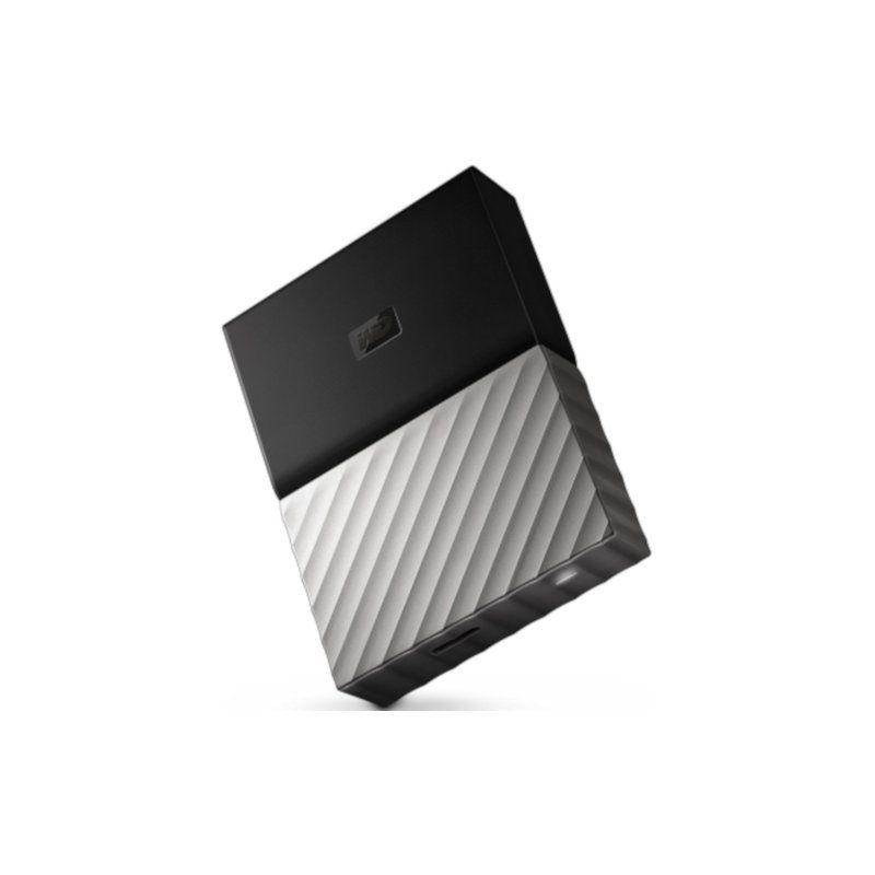Внешний жесткий диск 2Tb Western Digital My Passport Ultra (WDBTLG0020BGY-WESN) Gray купить