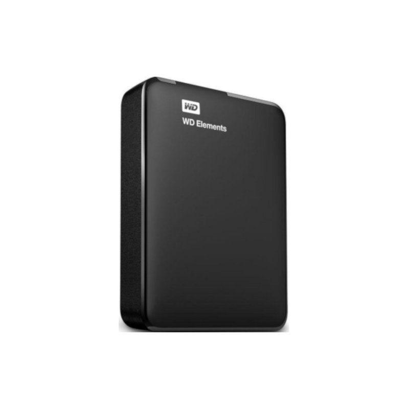 Внешний жесткий диск 3Tb Western Digital Elements (WDBU6Y0030BBK-WESN)