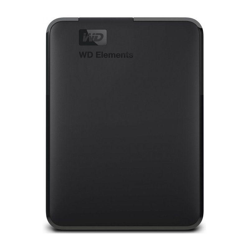 Внешний жесткий диск 4Tb Western Digital Elements (WDBU6Y0040BBK-WESN)