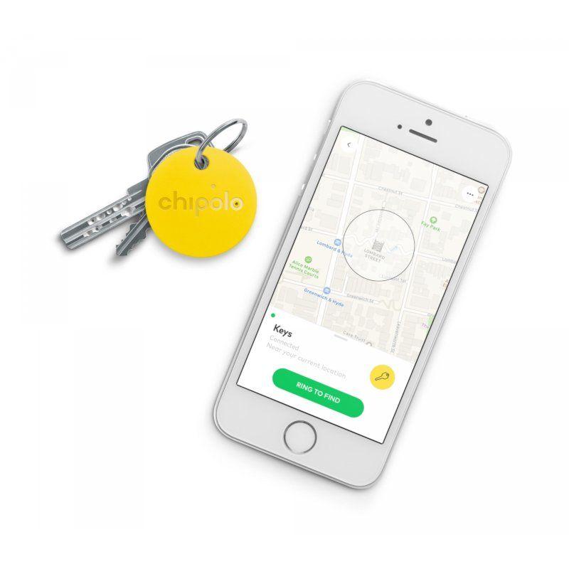 Поисковая система Chipolo Classic (CH-M45S-YW-R) Yellow купить