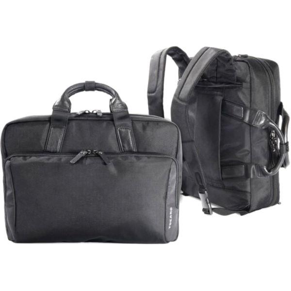 Сумка-рюкзак Tucano 15.6'' Profilo Premium Bag (BLAPPR2) Black