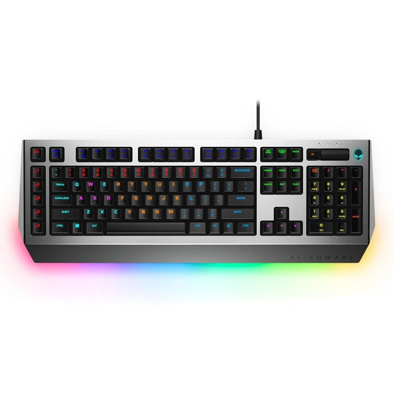 Клавиатура Dell Alienware Pro Gaming Keyboard (580-AGKW)