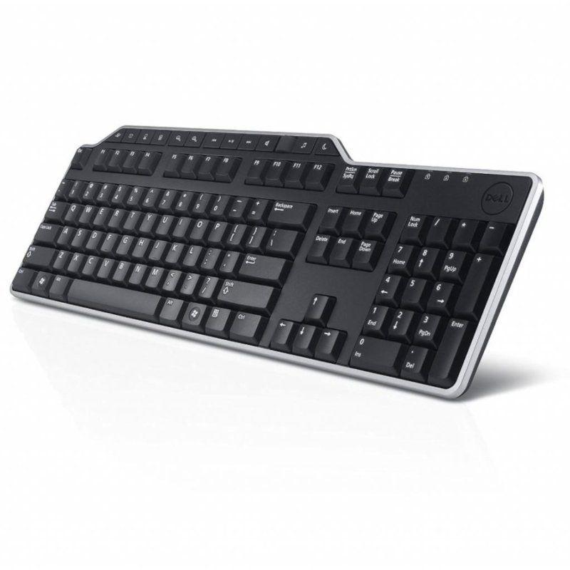 Клавиатура Dell KB-522 USB (580-17683) Black купить