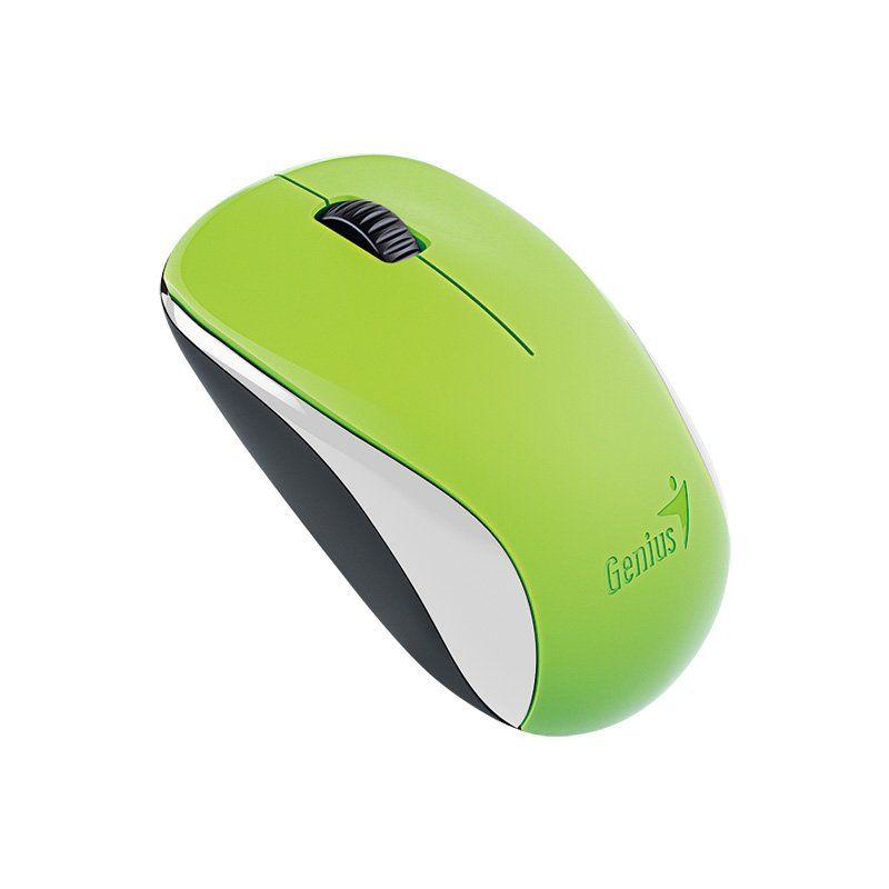Мышь Genius NX-7000 WL (31030109111) Green