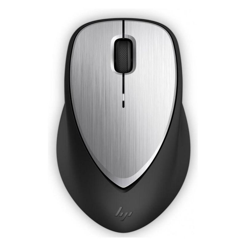 Мышь HP Envy 500 Rechargeable (2LX92AA)  Black/Silver