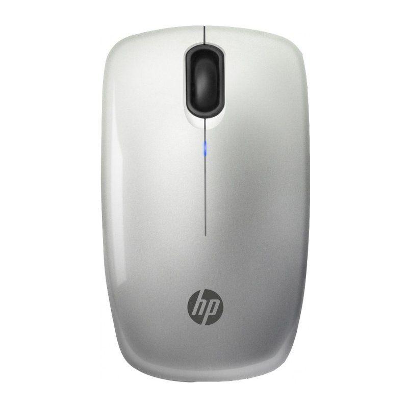 Мышь HP Wireless Z3200 (N4G84AA) Natural Silver