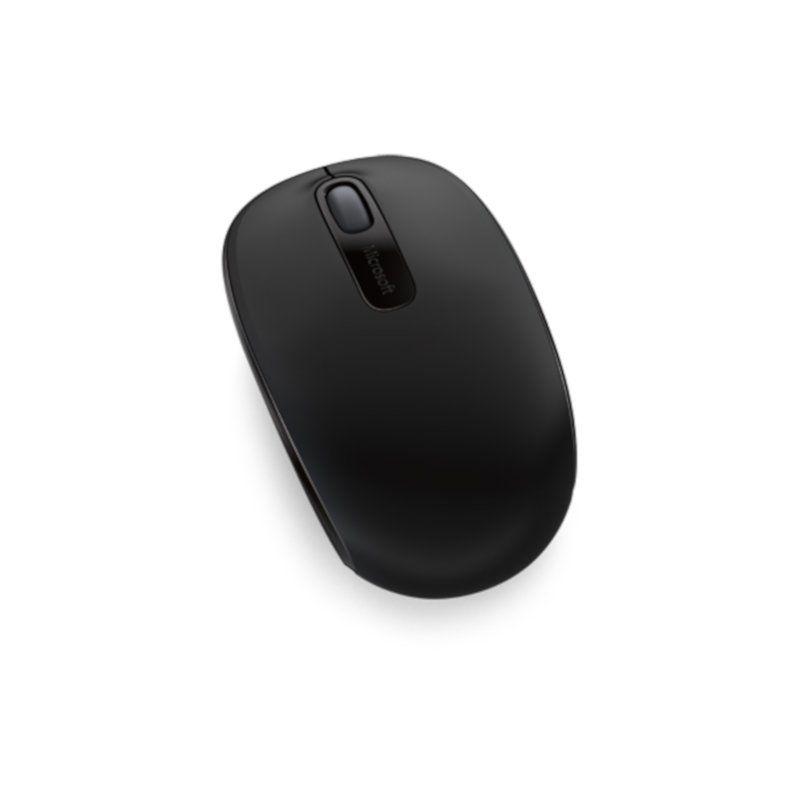 Мышь Microsoft 1850 Wireless (U7Z-00004) Black