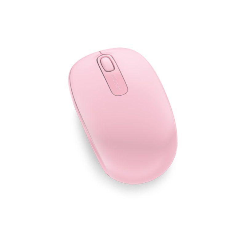Мышь Microsoft 1850 Wireless (U7Z-00024) Light Orchid