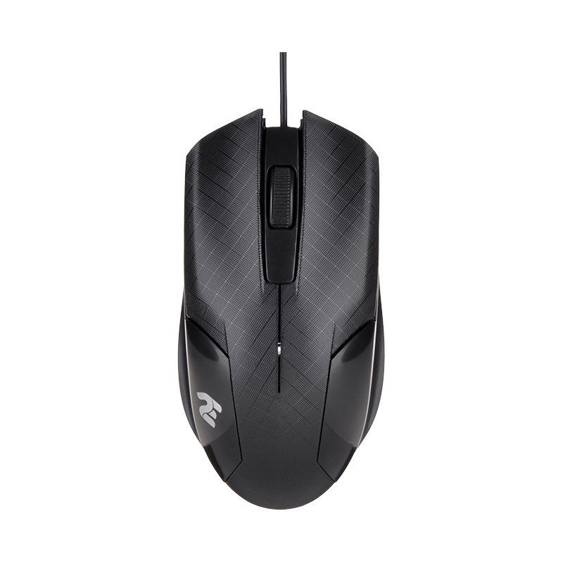 Мышь TWOE MF107 USB (2E-MF107UB) Black