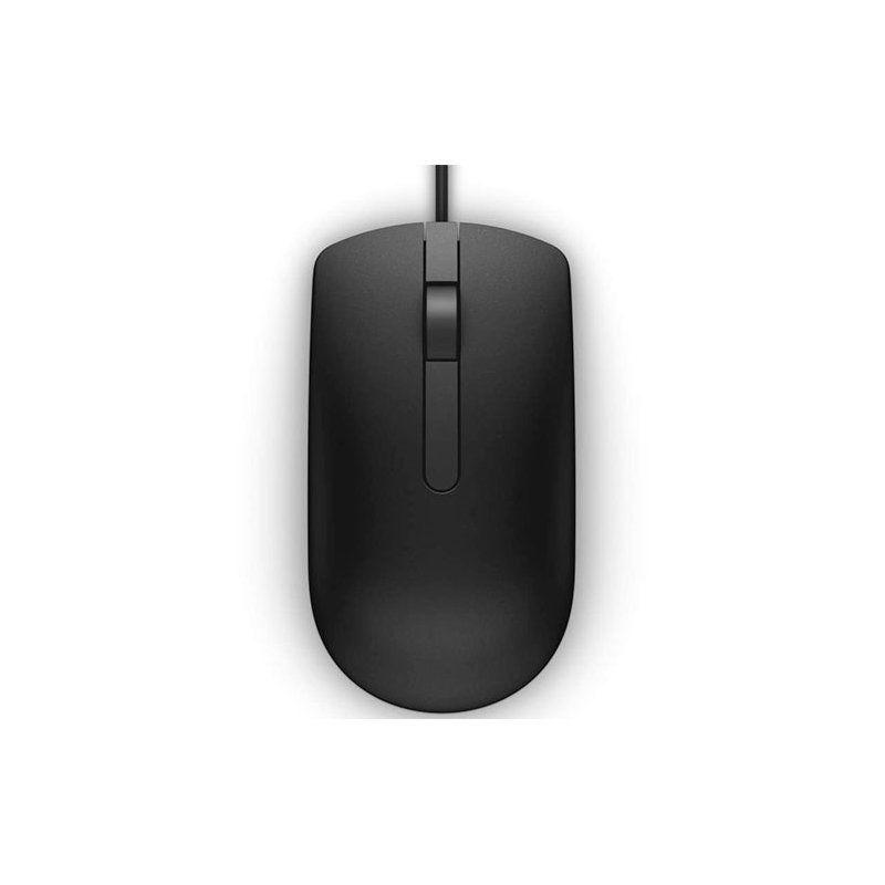 Мышь Dell MS116 (570-AAIR) Black
